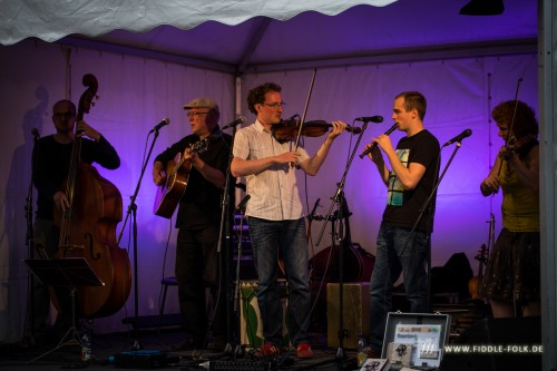 Die komplette Fiddle Folk Family