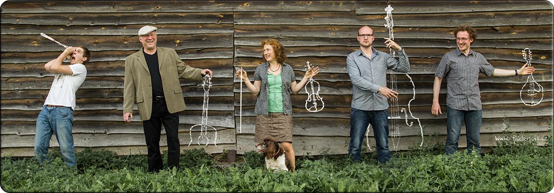 Fiddle Folk Family Startseitenbild