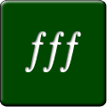 Fiddle Folk Family Logo